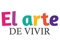 Propuestas logos foro EL ARTE DE VIVIR
