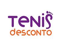 Logo Tenis Desconto
