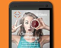 _morosil com chocolate