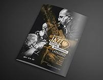 "Festival program ""Buenos Aires Jazz 2016"""