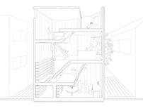 Tokio house-line work