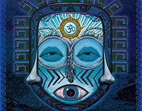 Criação da identidade visual Synesthesia Festival