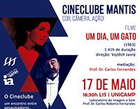DG - Cineclube Mantis