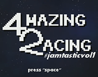 Jamtastic vol. 1 - Amazing Racing