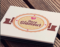 Logo Doce Glamour
