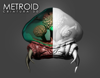 Metroid - Criatura