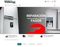 Magento Store Repuestos Thermomix