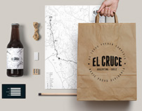 Branding · El Cruce