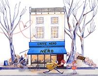 Caffè Nero - February