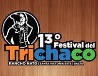 IDENTIDAD GRÁFICA Evento Solidario Trichaco 2015