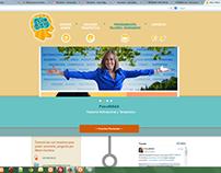 Psicorisas courses website.