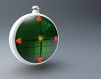 Radar de las esferas