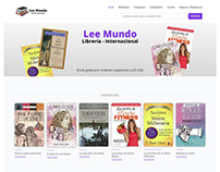 Leemundo Wordpress Woocommerce Website