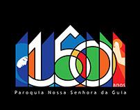 150 anos N. S. da Guia