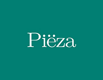 Corporate Identity for Piëza - Home decor store