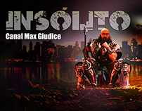 Banner Chamada para Canal do Youtube - Max Giudice
