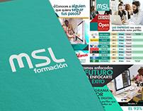 MSL Formación - Madrid España