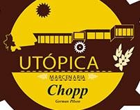 Projeto Redesign Bar Utópica Marcenaria