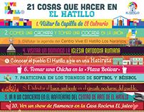 Poster - 21 Cosas Que Hacer en El Hatillo