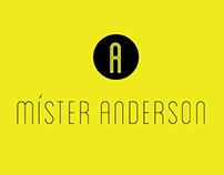 Míster Anderson