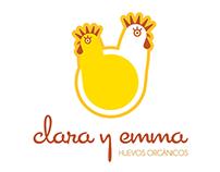 «Clara y Emma» (organic eggs)