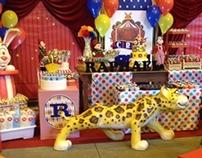 Festas Montadas/ Kids Party