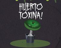 Huerto Tóxina