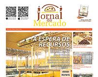 DIAGRAMAÇÃO | Jornal do Mercado (Janeiro/2017)