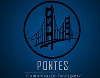 Logo - Agência Pontes