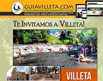 Guia Villeta / Publicidad Editorial