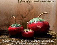 Tapiz fine gifts at Vallarta Botanical Gardens