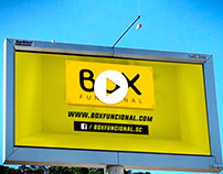Vídeo Animado para Painel Outdoor de Led
