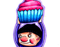 Pepe The Cupcakeman.