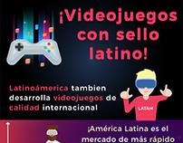 Empresas latinas de videojuegos