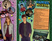 Muestra Perfiles Anuarios (Yearbook) WE.NEW