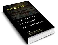 Capa do Livro Resumocast