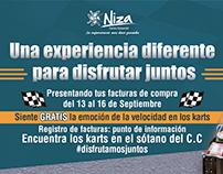 Niza Cars - Centro Comercial Niza