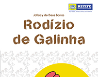 Projeto Livro infantil Rodizio de Galinha