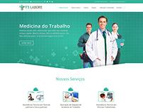 Landing Page T3 Labore