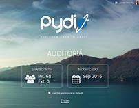 Implementar Pydio Proyecto Gics.