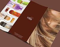 Folder Linha de Produtos | Liska