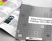 Catálogo para Editora Massangana