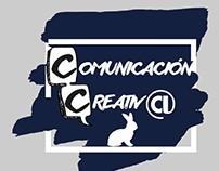Logo página en Facebook de 'Comunicación Creativa'
