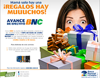Campañas Banco Nacional de Crédito