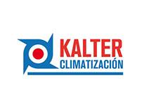 Desarrollo de logo para empresa climatización