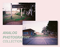 Analog Photography | WORK IN PROGRESS