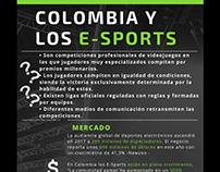 Infografías Esports