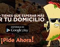 Imagenes app Chefmenu