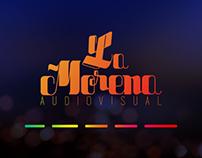 """Página Web """"La Morena"""" Agencia Audiovisual"""