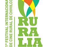 Logo Festival de Cine Rural